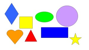 Have fun learning about shapes.