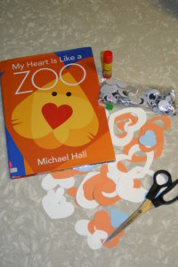 Materials for Heart Craft