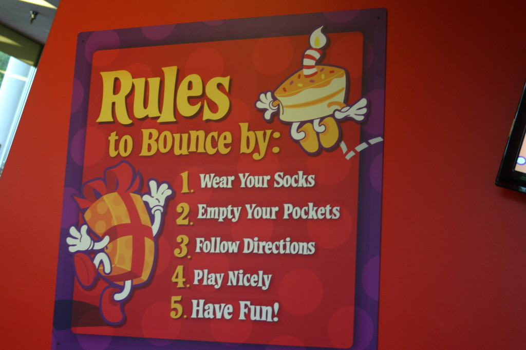 BounceU Rules