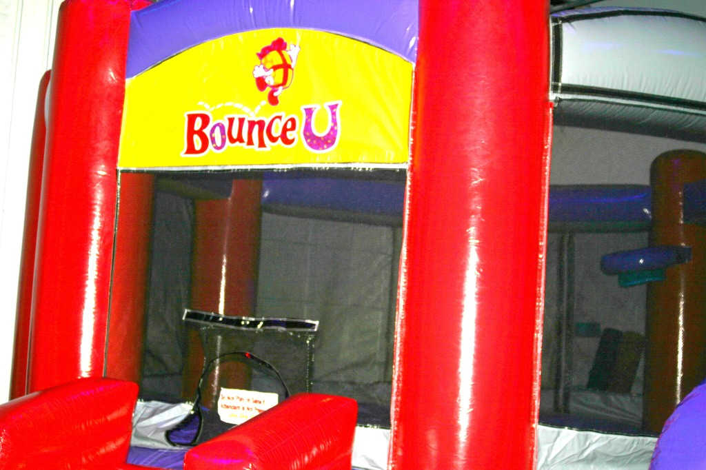 Basketball - Jousting Area