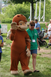 PBS Kids in the Park: Curious George