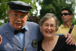 PBS Kids in the Park: Mr. McFeely & Mama Carmody