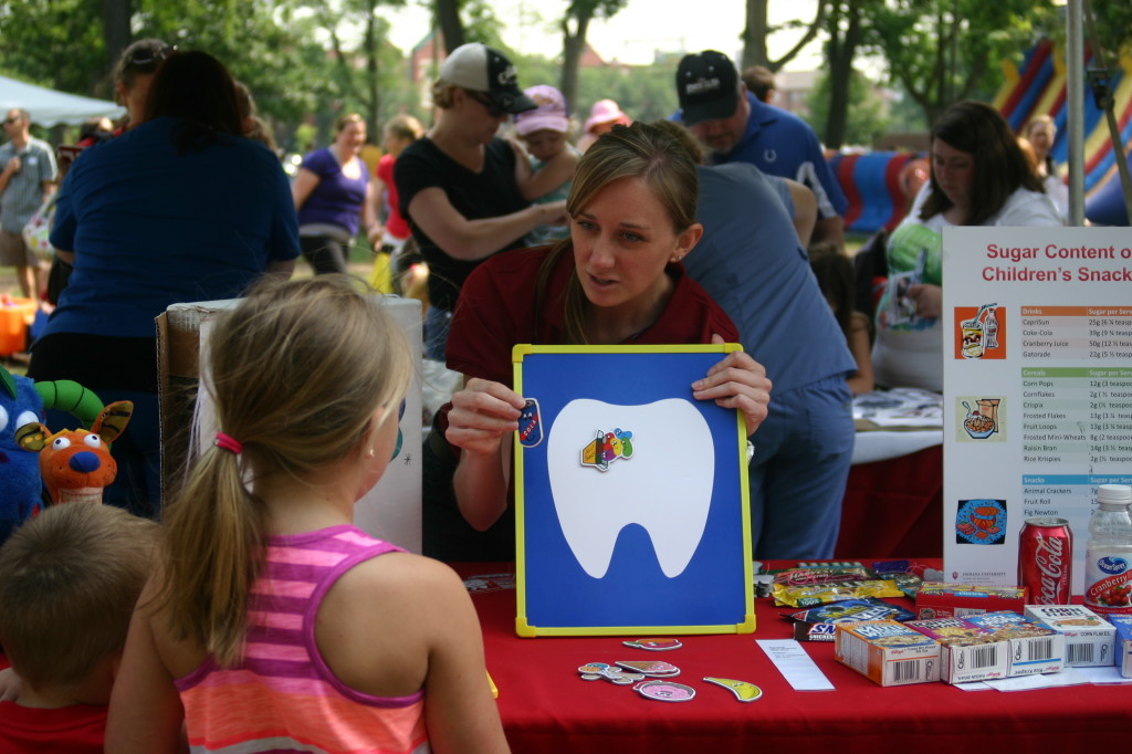 PBS Kids in the Park: Teeth
