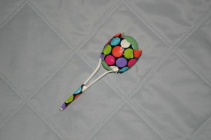 Fun with Music: Percussion Instruments - Maraca