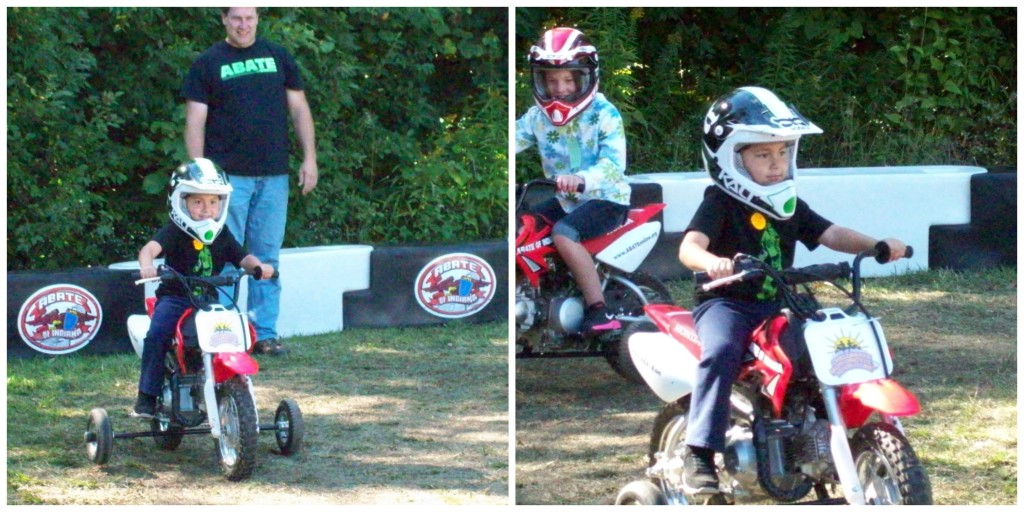 Love to Laugh and Learn: Motorized Mini-Bikes at Hoosier Outdoor Experience