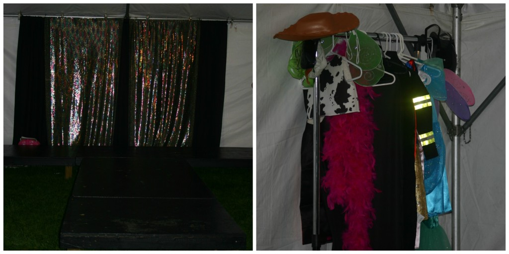 Spooky Fun at Conner Prairie: Beautisha's Costume Runway