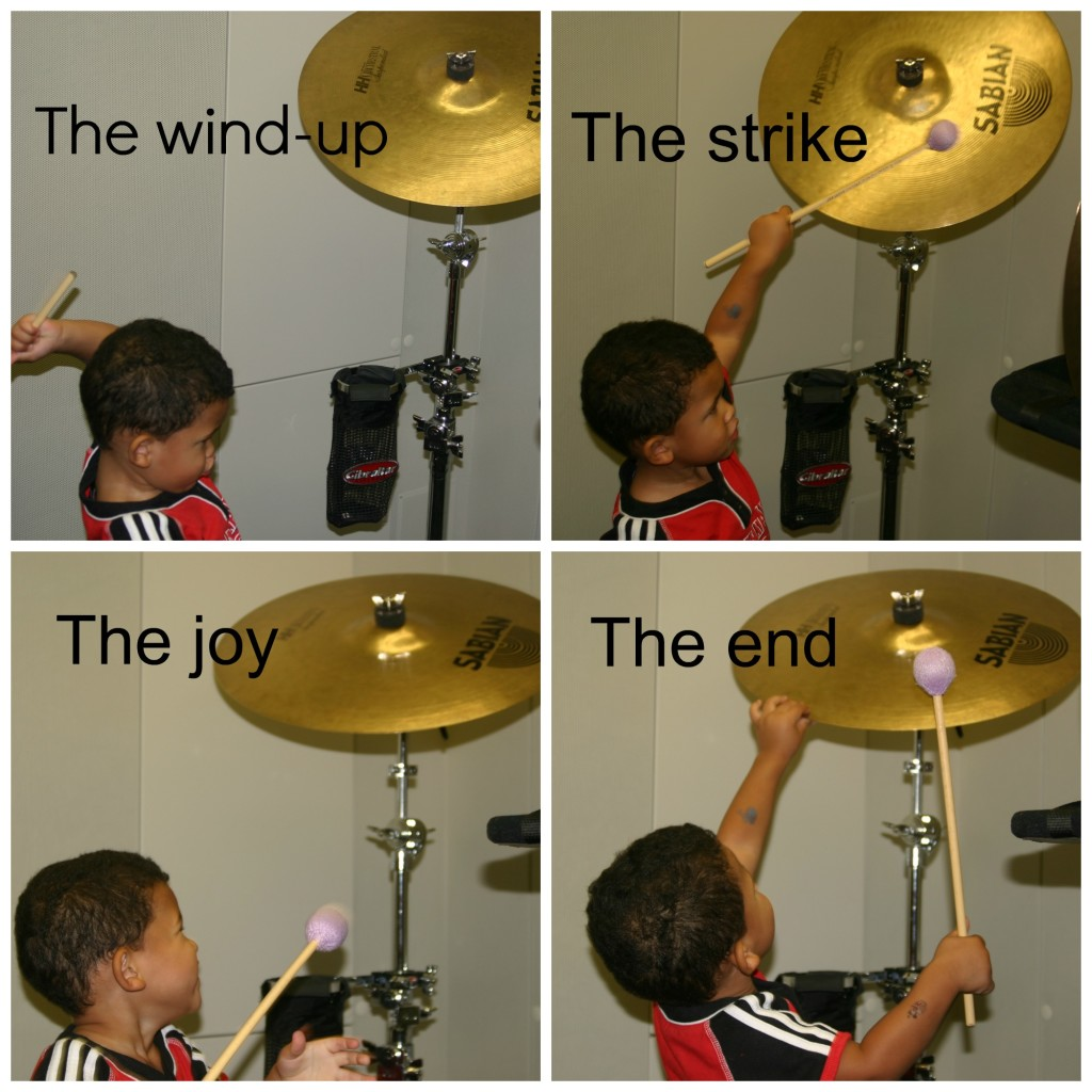 Rhythm! Discovery Center: the cymbal
