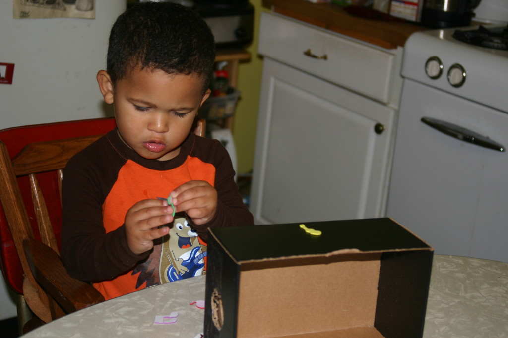 String Instruments: Decorating Box