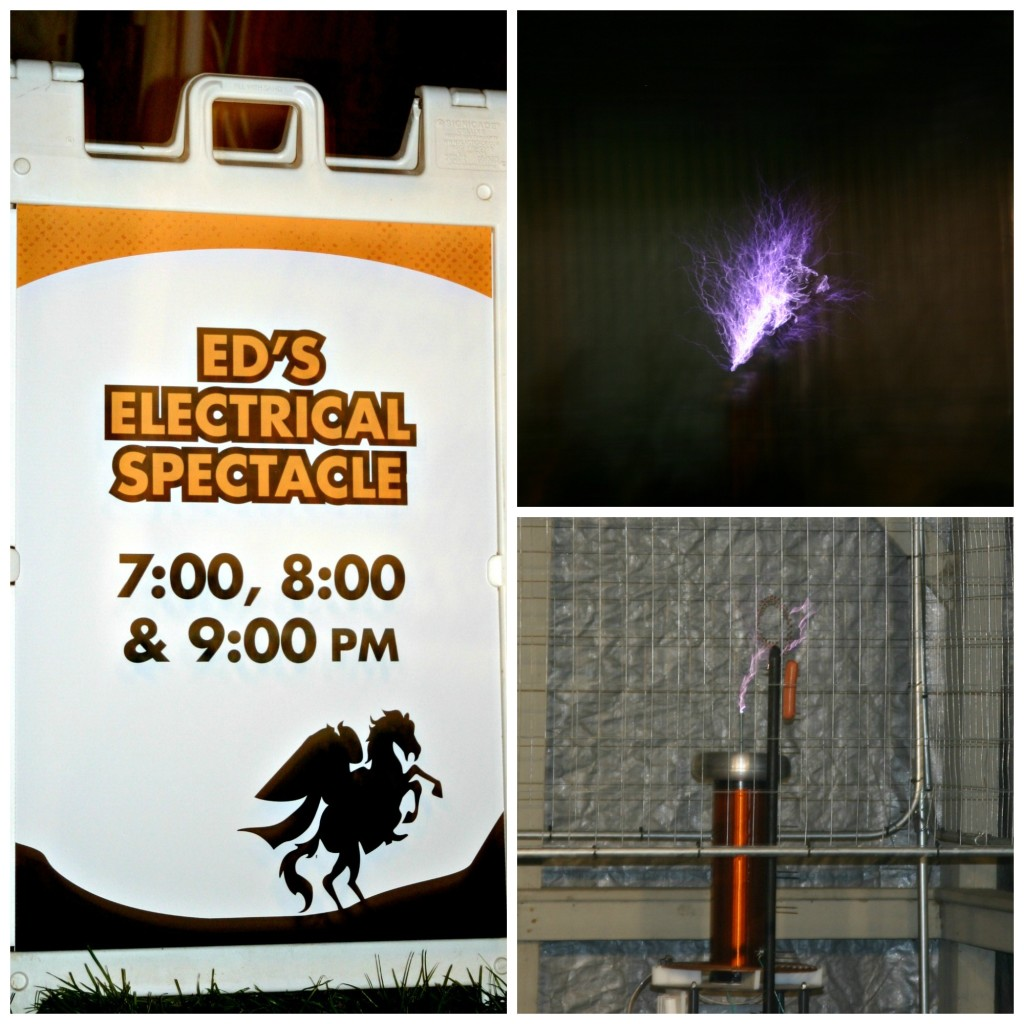 Spooky Fun at Conner Prairie: Ed's Electrical Spectacle