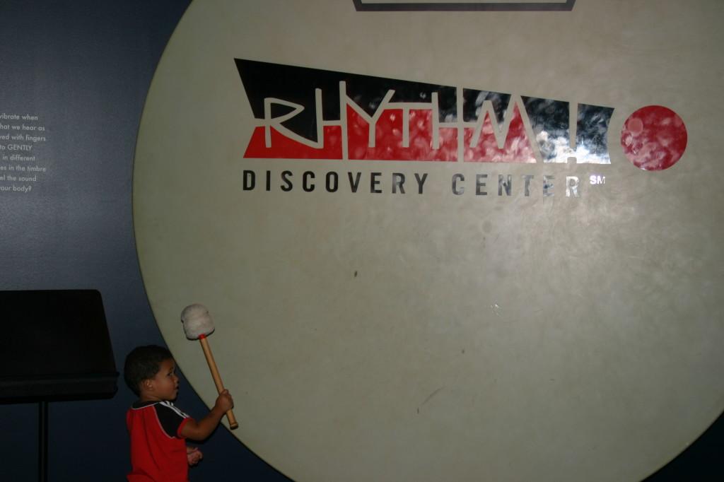 Rhythm! Discovery Center -