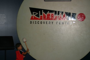 Smithsonian Magazine's Museum Day Live: Rhythm! Discovery Center