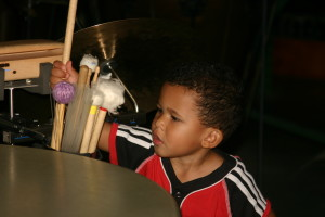 Rhythm! Discovery Center: Different Mallets
