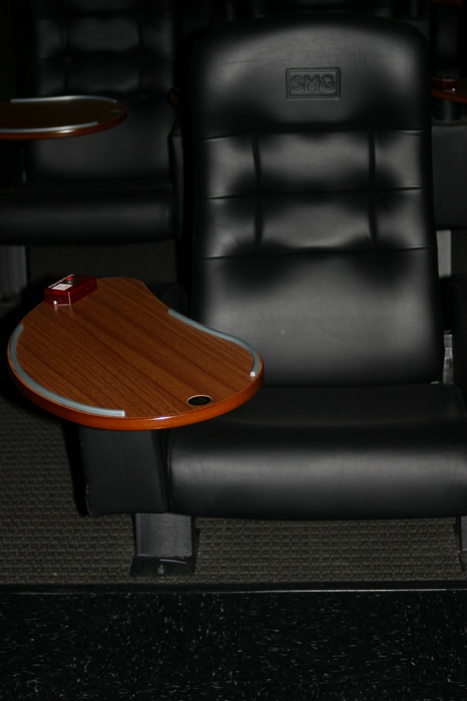 Studio Movie Grill - Large comfortable seats