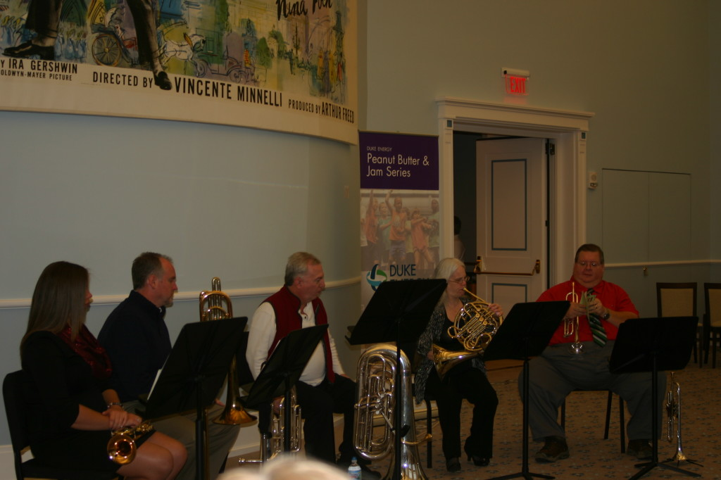 Brass Group from the Hendrick's Symphony