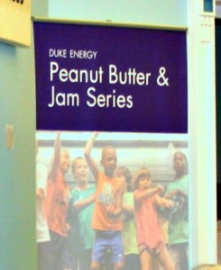 Family Friendly Events: Peanut Butter & Jam Concert Series