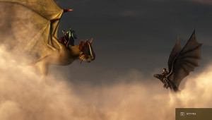 How to Train Your Dragon 2: The Dragon Rider