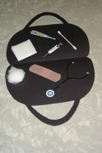 Community Helpers: Doctors - Doctor's Bag Craft