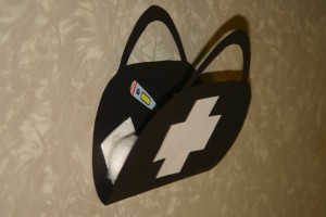 Community Helpers: Doctors - Doctor's Bag Craft