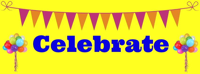 Love to Laugh and Learn: Celebrate