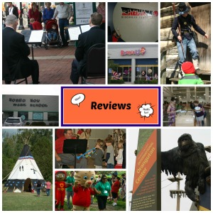 Love to Laugh and Learn: Review Posts Collage