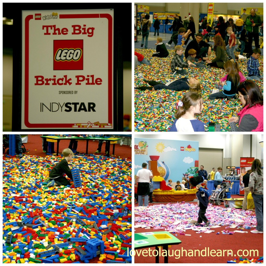 LEGO® KidsFest: Brick Pile