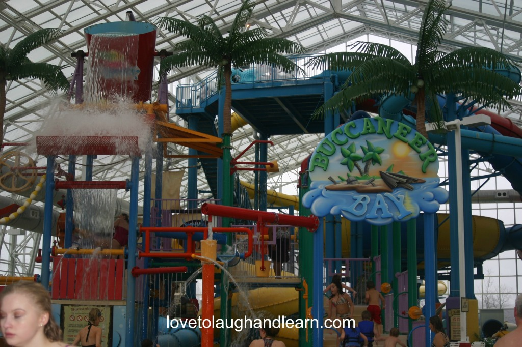 Big Splash Adventure: Buccaneer Bay