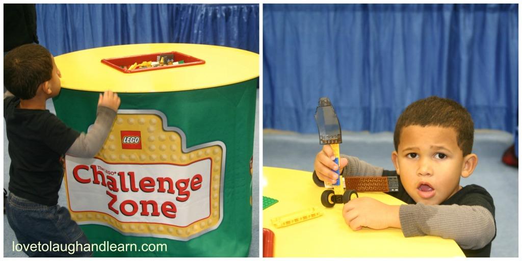 LEGO® KidsFest: Challenge Zone