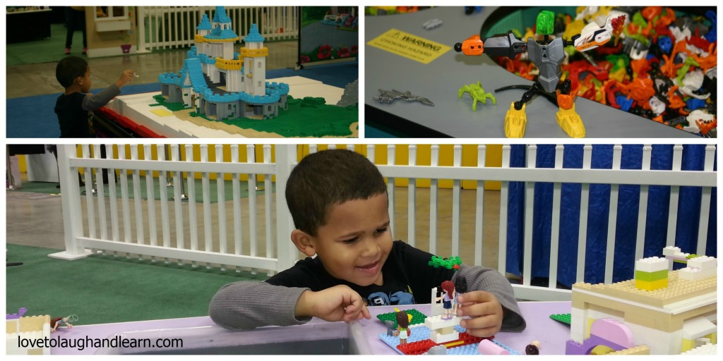 LEGO® KidsFest: Imaginative Play