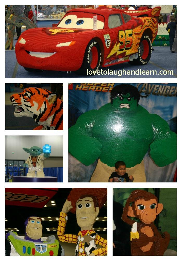 LEGO® KidsFest: Lego Creations