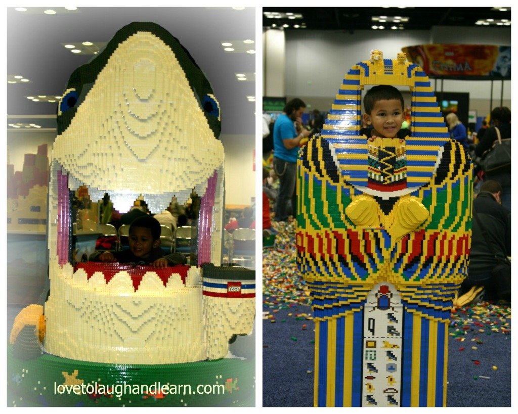 LEGO® KidsFest: Photo Opportunities