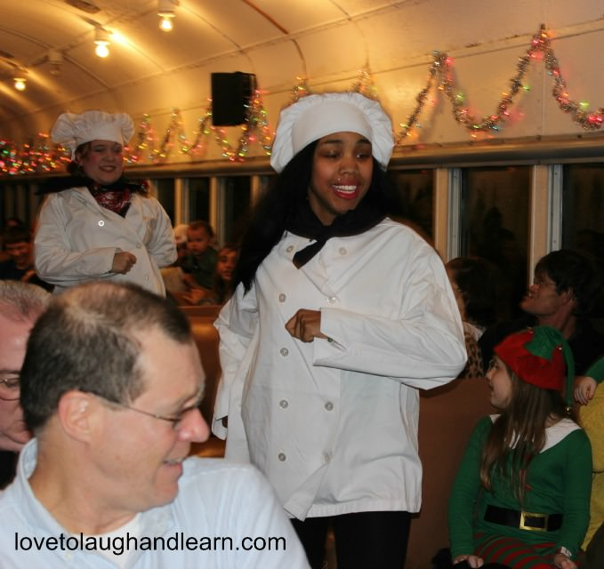 Making Memories with the Polar Express: Entertainment