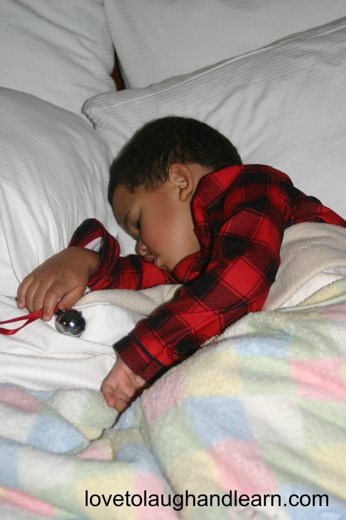 Making Memories with the Polar Express: sweet dreams