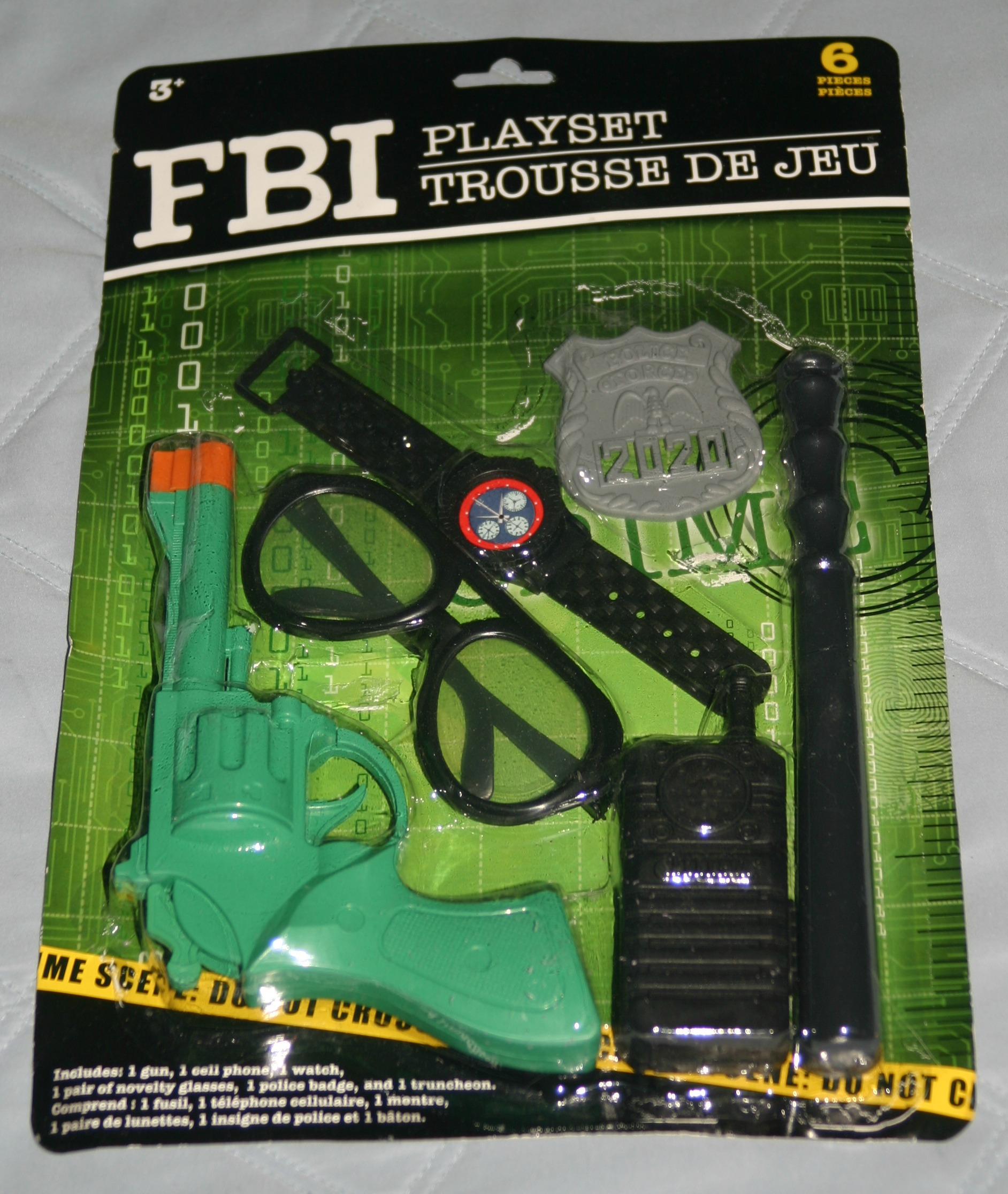 Let\'s Play with Toy Guns -