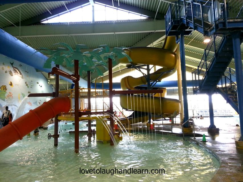 Indy Island Aquatic Center at Raymond Park