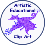 Artistic-Educational-Clip-Art-Purple-dragon2x2 copy