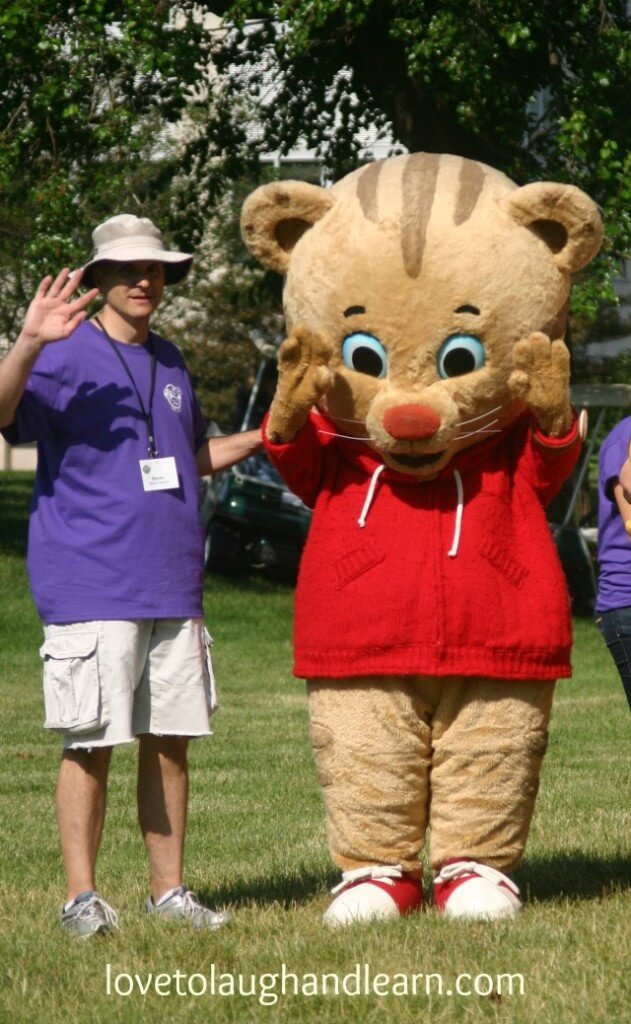 PBS Kids in the Park: Daniel Tiger