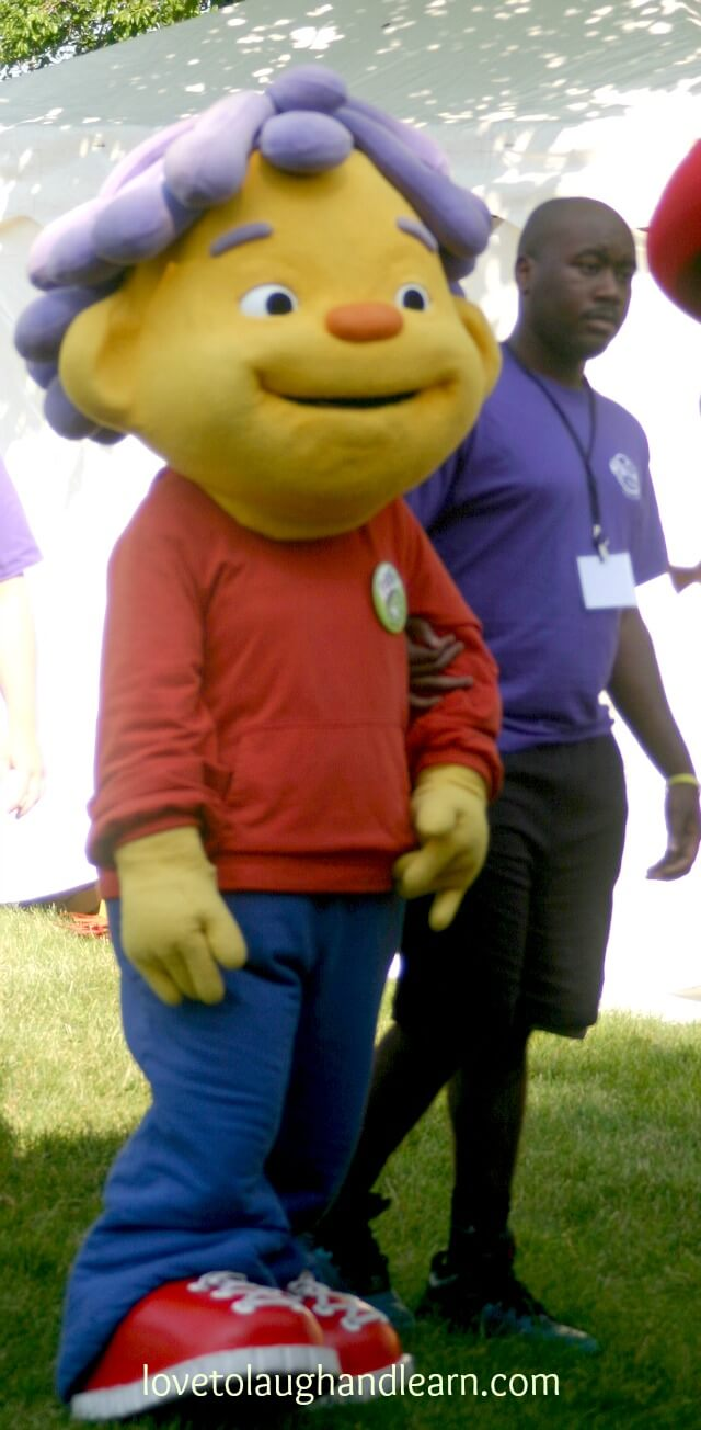 PBS Kids in the Park Review, 2015