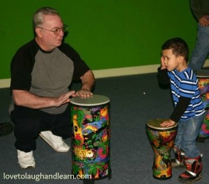 Family Friendly Events: Drumming at Bongo Boy Music School