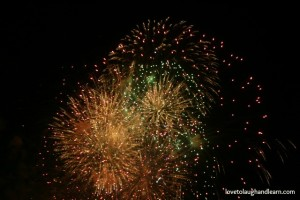 Family Friendly Events: Fireworks