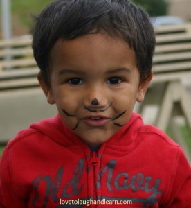 Be My Neighbor Day: Face Painting