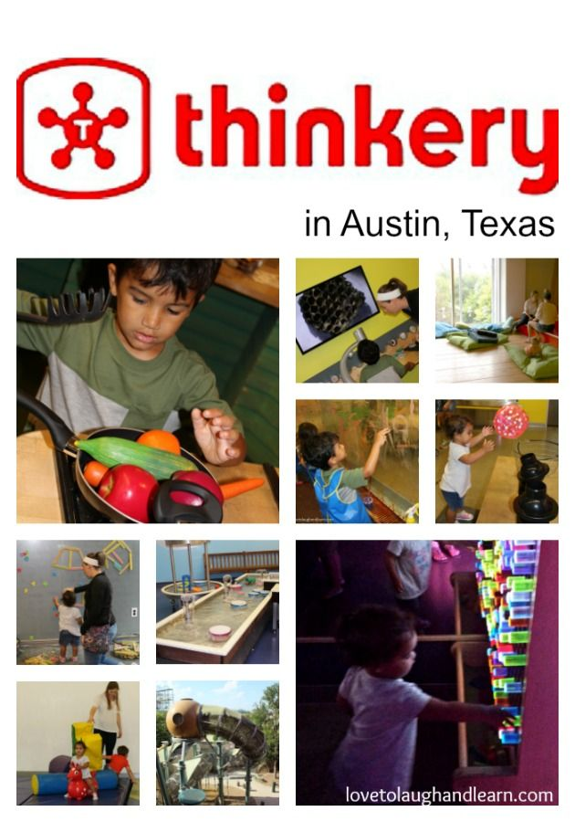 Thinkery in Austin, Texas